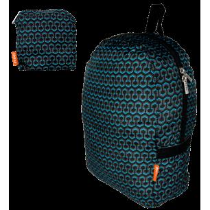 Foldable backpack - Pocket Bag - Hexableu