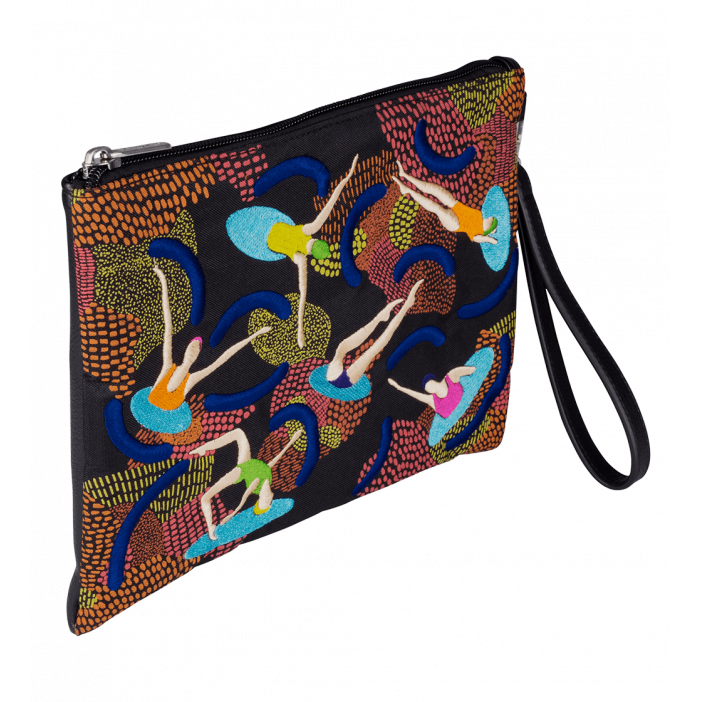 Hand pouch - Brody - Pochette Party Ballet Aquatique