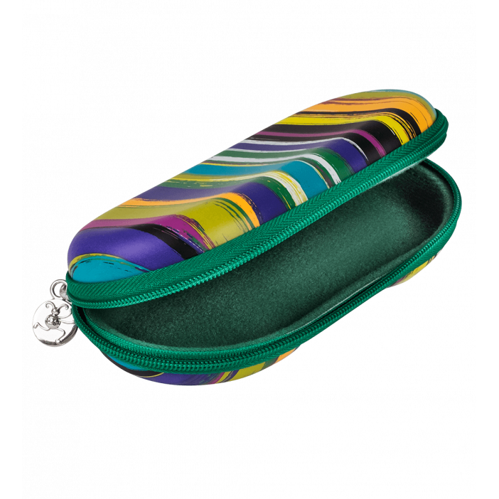 Hard glasses case - Voyage
