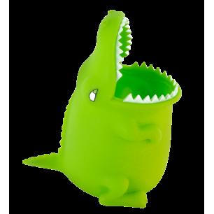 Stiftehalter / Zahnbürstenhalter - Popet - Krokodil