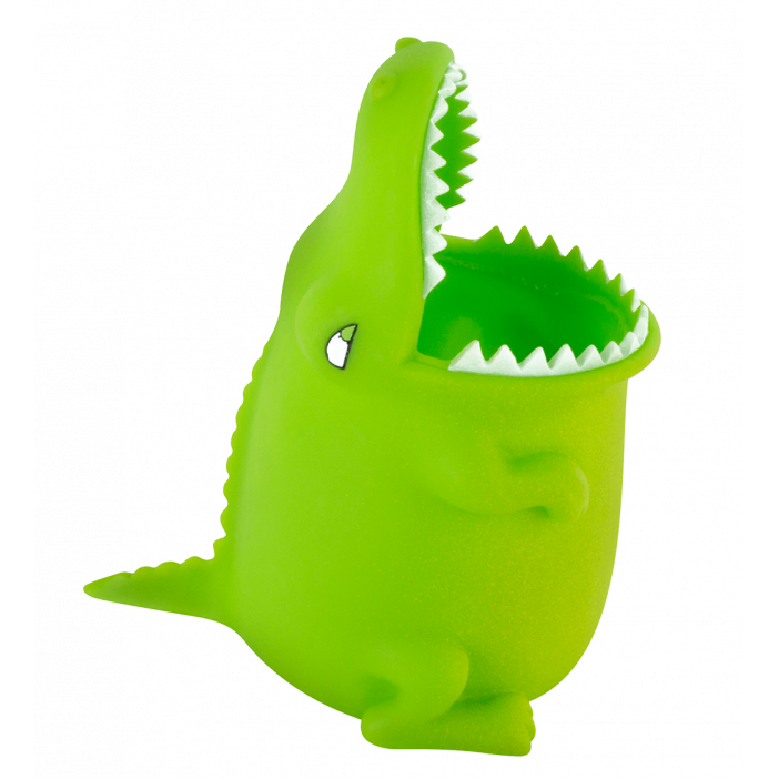 Popet - Pencil and pen holder Crocodile
