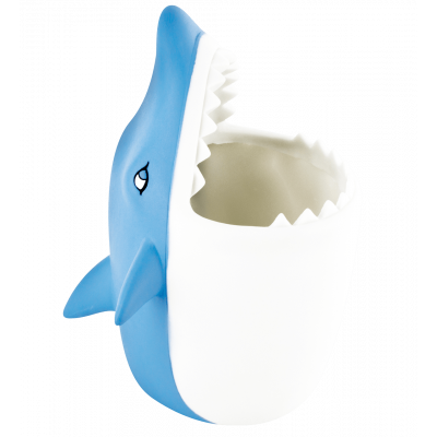 Pencil and pen holder / Toothbrush Holder - Popet - Shark
