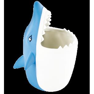Pot à crayons / Porte Brosse à dents - Popet - Requin