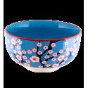 Petit saladier en porcelaine - Matinal Soupe Dahlia