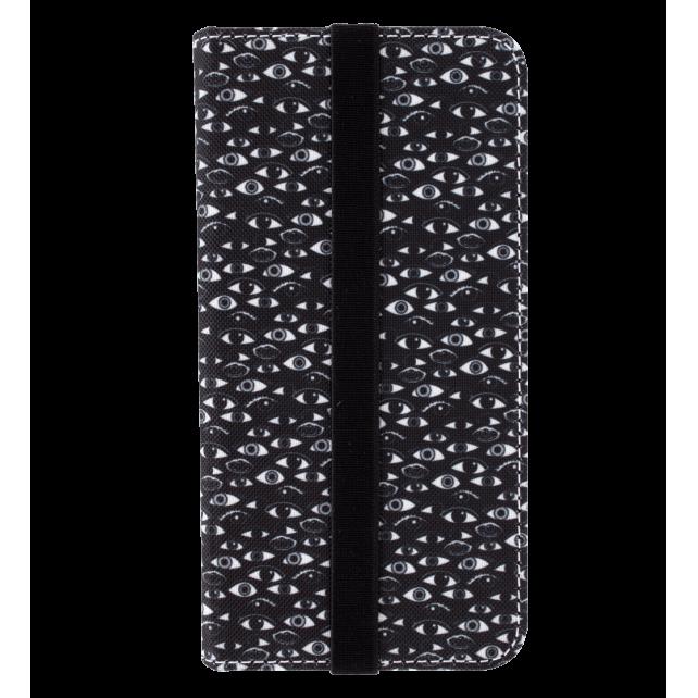 Custodia a portafoglio per iPhone 5/5E - iWallet Eye