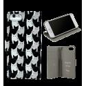 Klappdeckel für iPhone 5/5E - iWallet