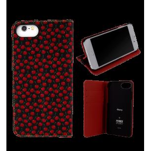 Klappdeckel für iPhone 5/5S/5E - I Wallet