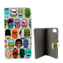 Coque à clapet pour iPhone 5/5E - iWallet