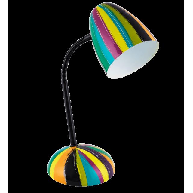 D. Globe Trotter - Lampe de bureau Paint