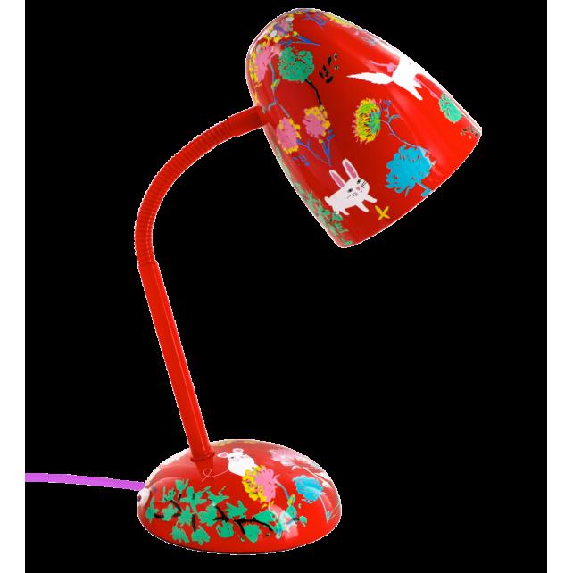 lampe de bureau globe trotter cache cache pylones. Black Bedroom Furniture Sets. Home Design Ideas