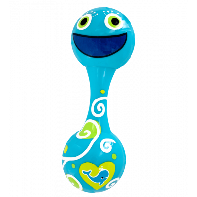 Maracas rattle - Chica Chica - Whales