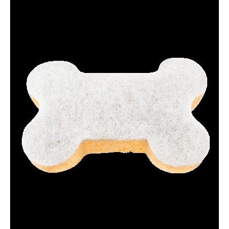 Rough sponge - Clean