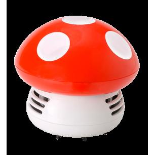 Ramasse miettes - Aspirateur de table - Aspimiette - Rouge
