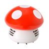 Aspimiette - Aspirateur de table Rouge