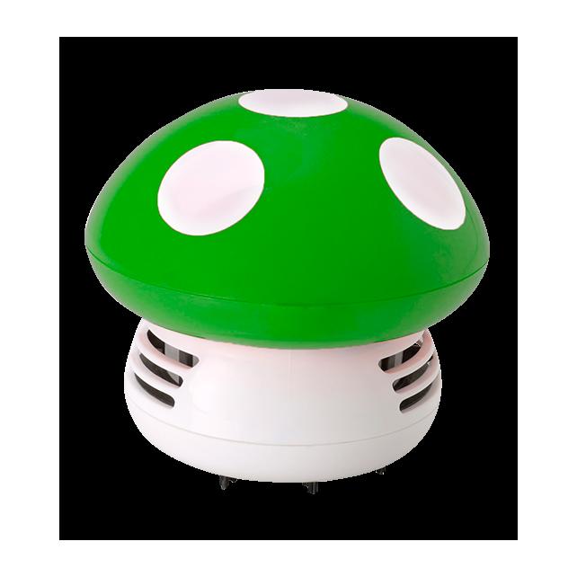 Aspimiette - Aspirateur de table Vert
