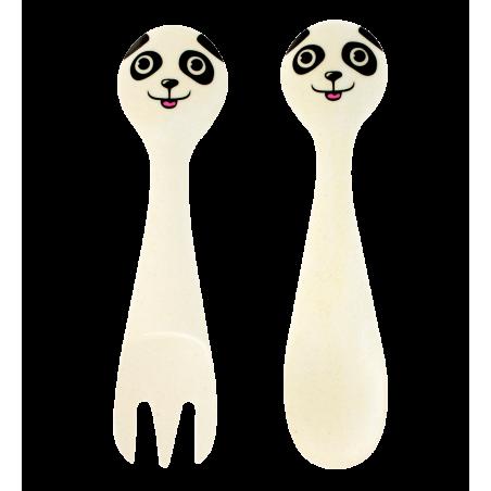 Bambus Besteck-Set - Bambooni