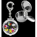 Pocket ashtray - Cend'Art Dahlia