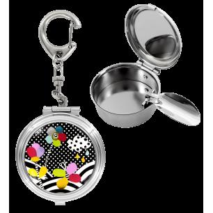 Pocket ashtray - Cend'Art - Scale