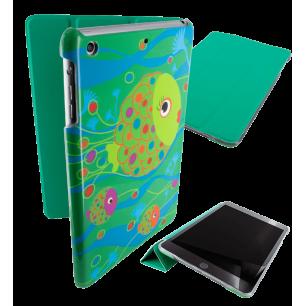 Coque pour iPad mini 2 et 3 - I Smart Cover - Fish
