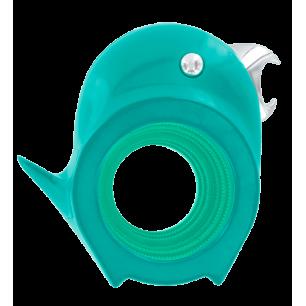 Flaschen- und Drehverschlussöffner 2 in 1 - Tweetie - Blau