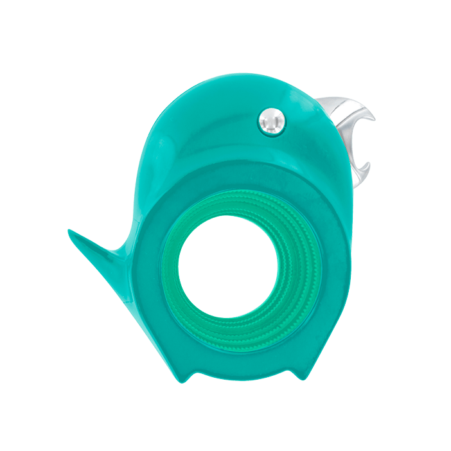 Flaschen- und Drehverschlussöffner 2 in 1 - Tweetie Blau