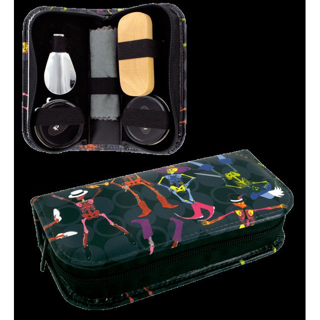 Shoe polish kit - Paul & Shoe Happy Hour