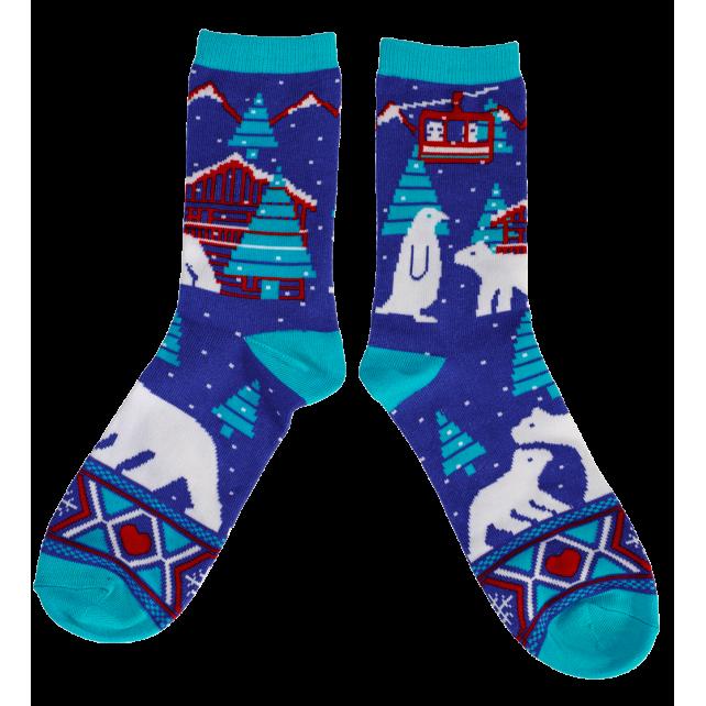 Socken - Duchesse Point de froid