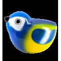 Uccello calamita per graffette - Piu Piu Viola