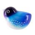 Magnetvogel für Büroklammern - Piu Piu