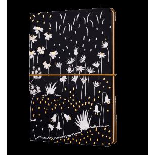 Double carnet A5 - Smart note - Black Board