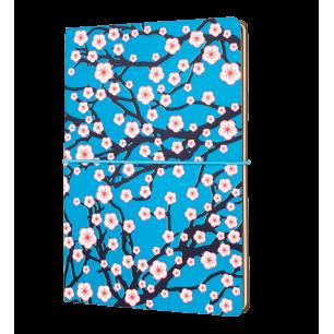 Double carnet A5 - Smart note - Cerisier