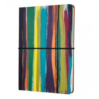 A5 double notebook - Smart note - Paint