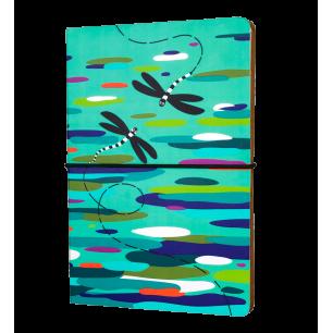 Double carnet A5 - Smart note - Reflet
