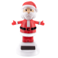 Solar powered dancing figurines - 1-2-3 Soleil Christmas tree