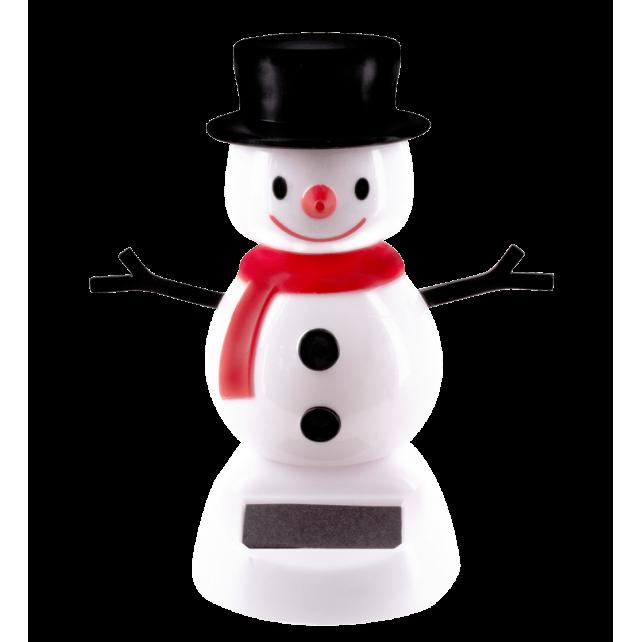 1-2-3 Soleil - Flip flap solaire Snowman