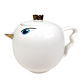 Teapot - Tweetea White