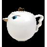 Teapot - Tweetea White