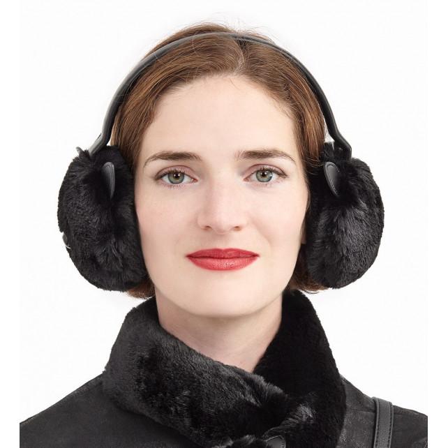 Cache-oreilles - Entrechat Noir
