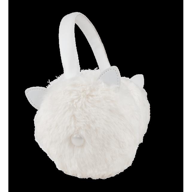 Cache-oreilles - Entrechat Blanc