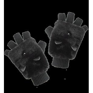 Fingerlose Handschuhe - Entrechat
