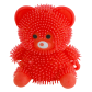 Bear - Ourson anti-stress Red