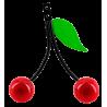 Smoking - Wall hook Cherry