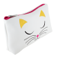 MUP. Akademic - Cosmetic bag White Cat