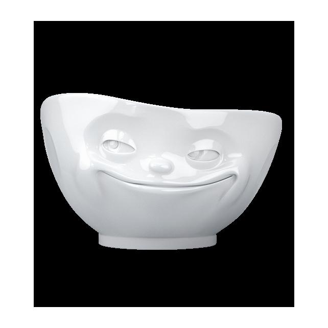 Schale - Emotion Lächeln