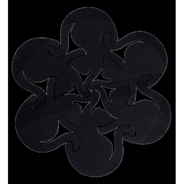 Trivet - Entrechats Black