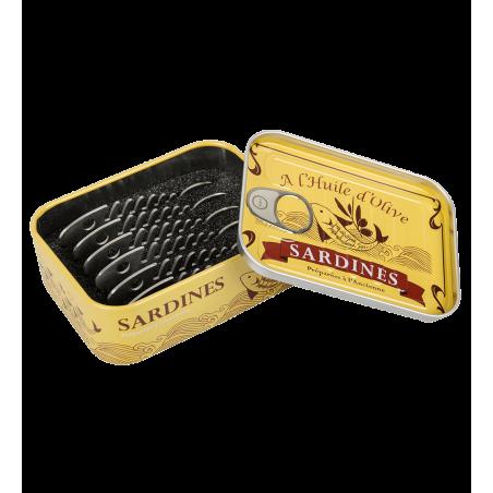 Stecchini per aperitivo - Boîte de sardines