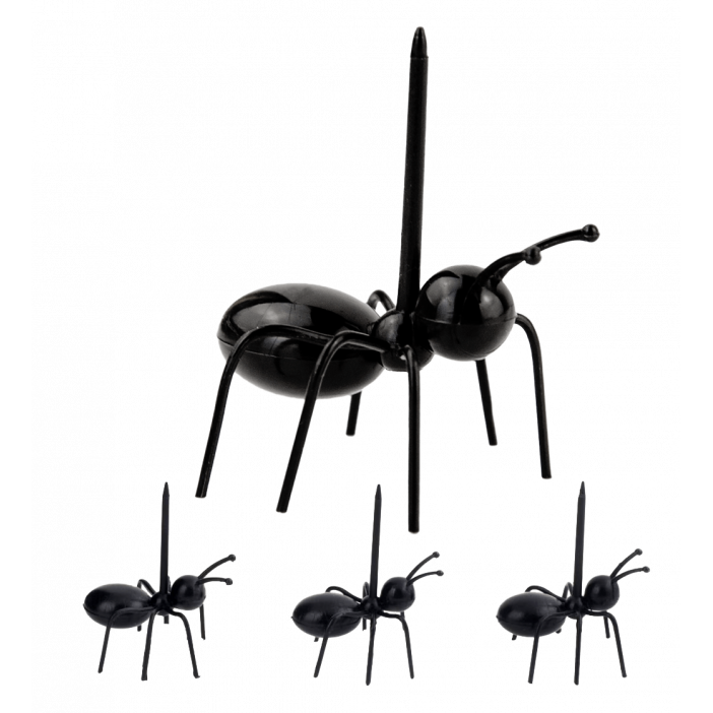 Set de 20 pics apéritif - Ant Pick Party