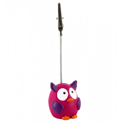 Photo frame - Zoome clip - Owl