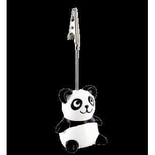 Porte-photo - Zoome clip - Panda
