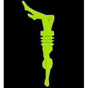 Tappo per bottiglia - Diva - Verde